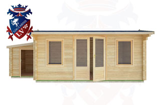 Log Cabins DF Range