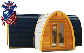 Camping Pods- Euro Pods