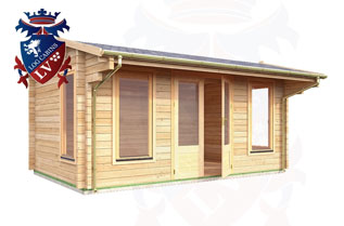 Log Cabins TF Range