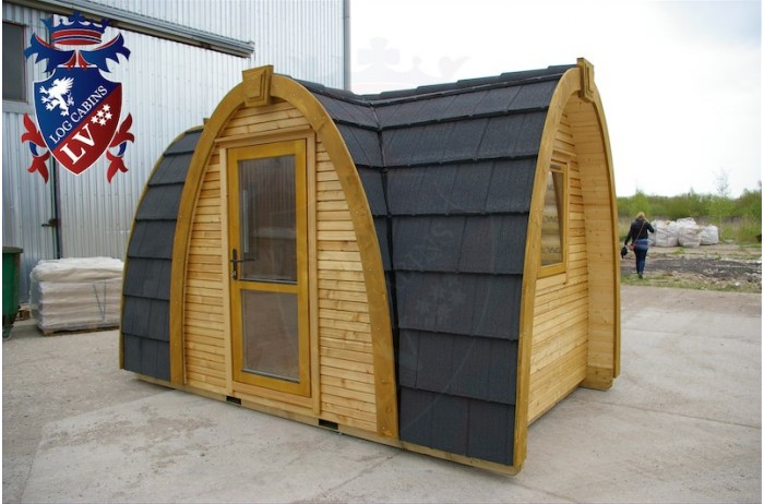 Camping Pods 8
