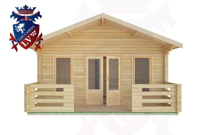 Log Cabins Graffham 5.0m x 7.0m -2096 1