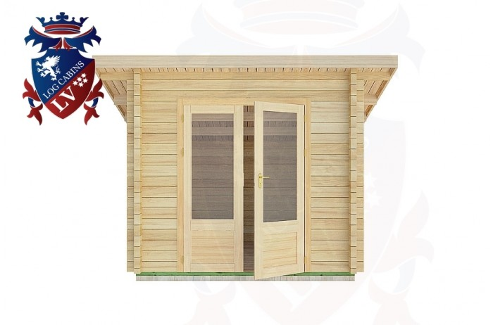 Log Cabins Selsey 2.5m x 2.5m -2007  1