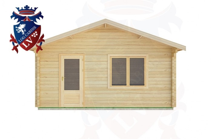 Log Cabins Ardingly 5.0m x 5.0m -2103 1