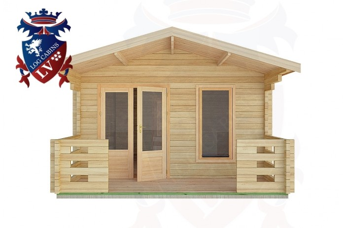 Log Cabins Stedham 11.5m x 4.0m -2044 1