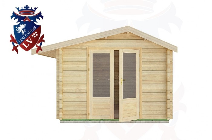 Log Cabins Burpham 3.0m x 3.0m -2030 1