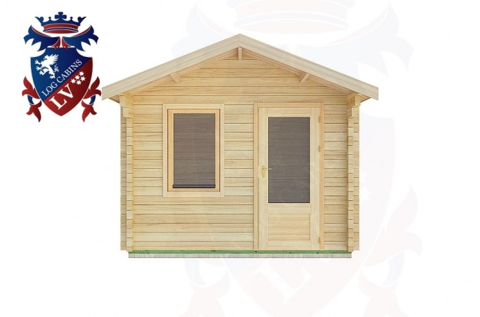 Log Cabins Bury 3.0m x 2.5m -2033 1