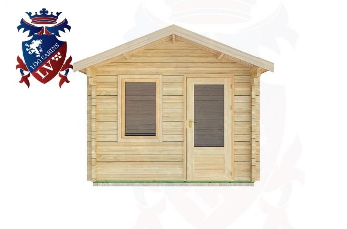 Log Cabins Bury 3.0m x 2.5m -2033 1