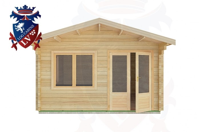 Log Cabins Boxgrove 4.0m x 3.0m -2062 1