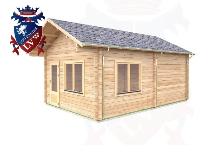 Log Cabins Eastbourne 4.0m x 6.0m - 016
