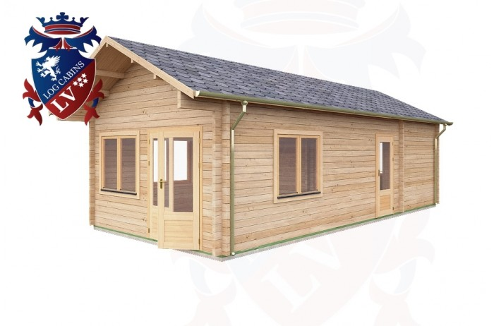 Log Cabins Groombridge 4.0 m x 8.8m - 018
