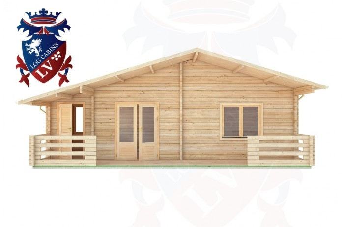 Log Cabins Filching 8.5m x 9.9m - 310 1