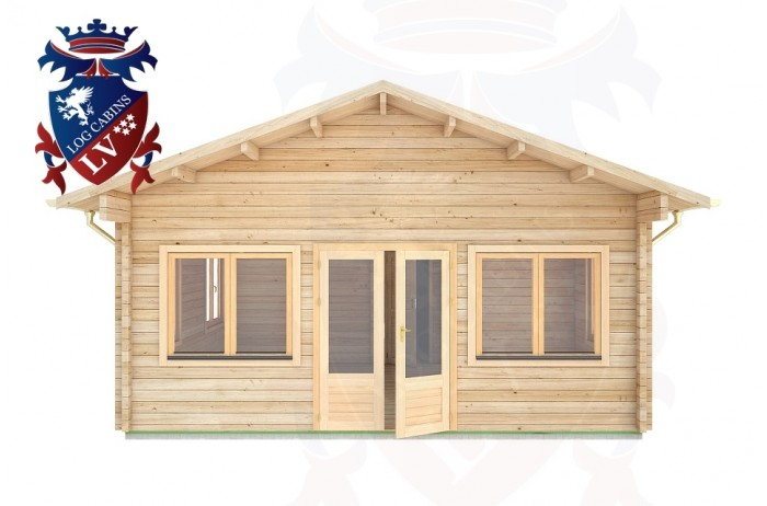 Log Cabins Arlington 5.5m x 10.6m - 309 1