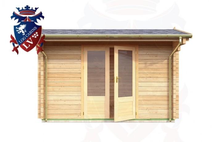 Log Cabins Southease 3.55m x 2.35m - 040 1