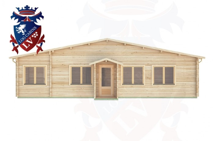 Log Cabins Hassocks11.0m x9.0m -290 1