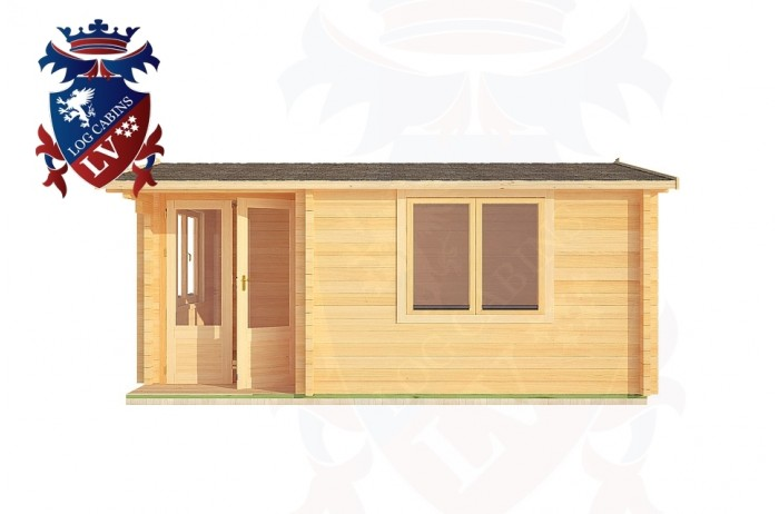 Log Cabins Wadhurst 5.0m x 4.0m - 179 1