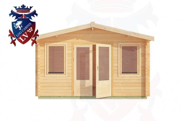 Log Cabins Halton 4.0m x 3.0m - 188 1