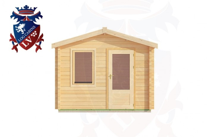 Log Cabins South Heighton 3.0m x 3.0m - 189 1