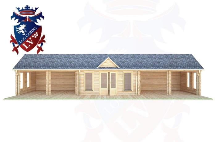 Log Cabins Langney Village 15.0m x 6.0m - 205 1