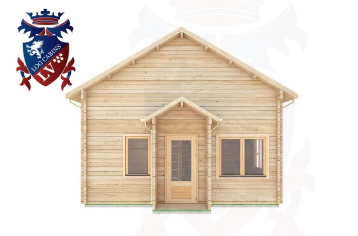 Log Cabins Durrington 5.5m x 5.3m -312  1