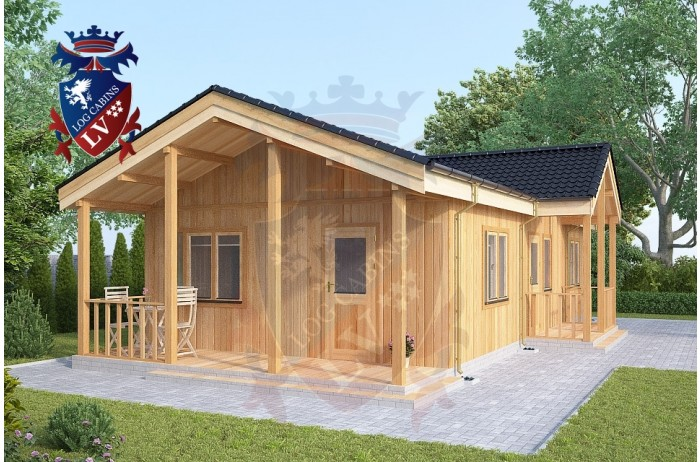 Residential Cabins Broadstairs 10.5m x 5.5m 727 1