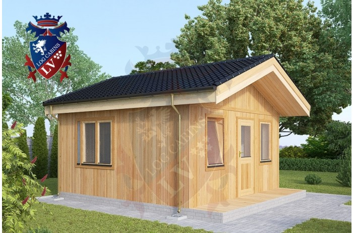 Residential Cabins Gillingham 4.5m x 4.5m 717 2