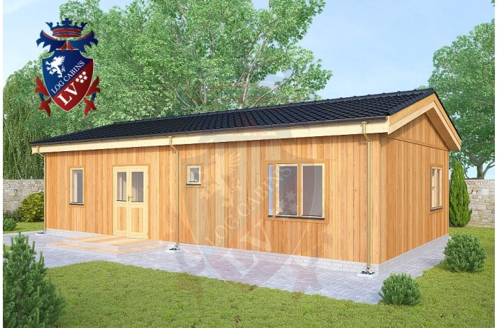 Residential Cabins Hextable 11.0m x 6.0m 743 2