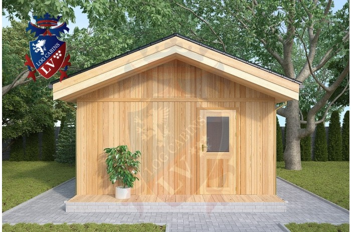 Residential Cabins Maidstone 4.5m x 4.5m 720 4