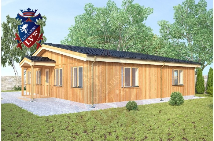 Residential Cabins Marden 11.5m x 9.5m 733 3