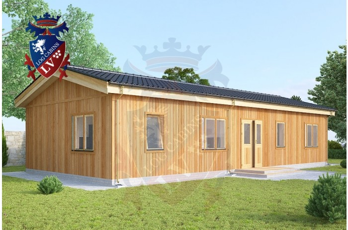 Residential Cabins Margate 13.5m x 6.0m 744 2