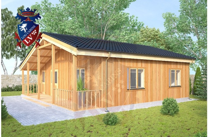 Residential Cabins New Romney 9.0m x 9.5m 734 3