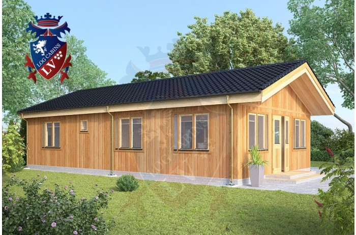 Residential Cabins Old Bexley 6.0m x 11.0m 735 2