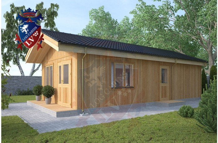 Residential Cabins Ramsgate 4.5m x 9.3m 722 2