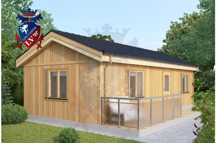 Residential Cabins Welling 9.3m x 4.5m 725 4