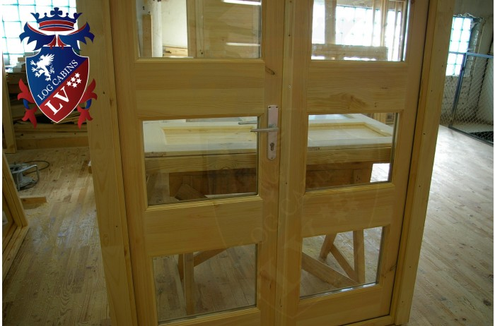 Log Cabin Doors 5