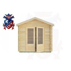 Log Cabins Kirdford 2.5m x 2.0m -2009 1
