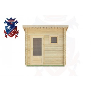 Log Cabins Woodmancote 2.5m x 2.0m -2006  1