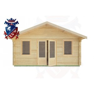 Log Cabins Clapham 5.0m x 4.0m -2110 1