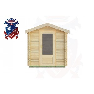 Log Cabins Sompting 5.2m x 3.0m -2005 1