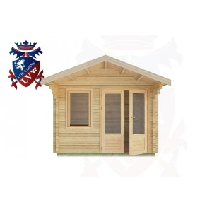 Log Cabins Worth 3.0m x 4.0m -2023 1