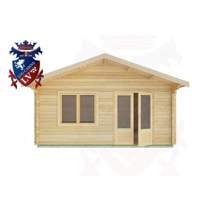 Log Cabins Selham 5.0m x 5.0m -2105 1