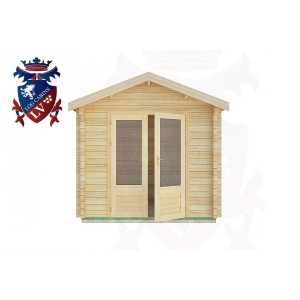 Log Cabins Bepton 2.5m x 2.5m -2012  1