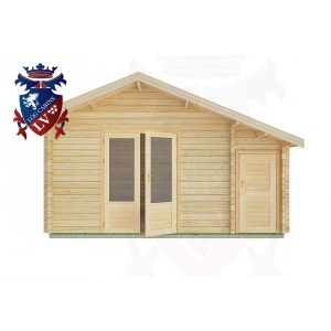 Log Cabins Albourne 4.5m x 3.5m -2080 1