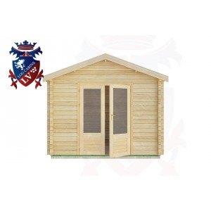 Log Cabins Stoughton 3.0m x 3.0m -2029 1