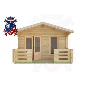 Log Cabins Newtimber 4.0m x7.0m -2048 1