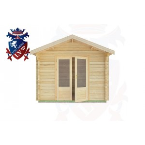 Log Cabins Duncton 3.0m x 2.5m -2032  1