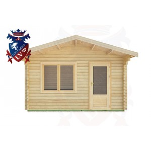 Log Cabins Coolham 4.0m x 3.0m -2066 1