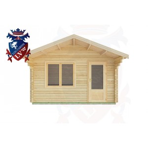 Log Cabins Henfield 4.0m x 4.0m -2067 1