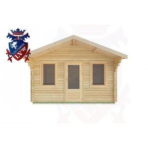 Log Cabins Foul Mile 4.0m x 4.0m -2073 1