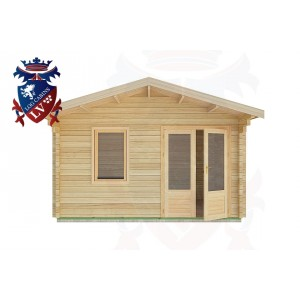 Log Cabins Eastergate 4.0m x 3.0m -2063 1