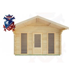 Log Cabins Fittleworth 4.0m x3.0m -2052 1